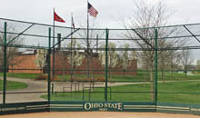 Athletic Facility Fencing: Functionality combined with Beauty